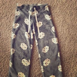 Women's fleece cloud lounge pants